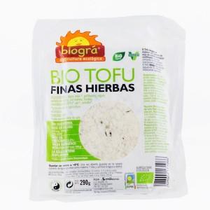 BIO TOFU FINAS HIERBAS 290 GR