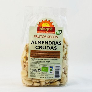 ALMENDRAS CRUDAS SIN...