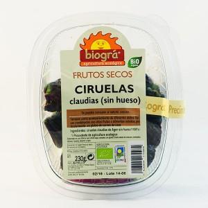 CIRUELAS CLAUDIAS SIN HUESO...