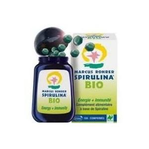 ESPIRULINA BIO 180 COMPRIMIDOS