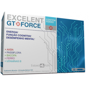 EXCELENT GT FORCE 30 AMPOLL