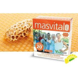 MASVITAL PLUS 24 SOBRES