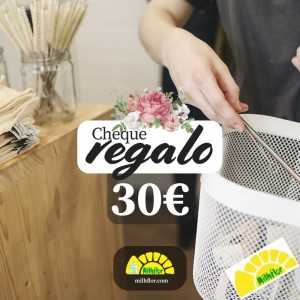 TARJETA REGALO 30 EUROS