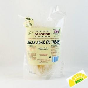 AGAR AGAR TIRAS 50 GRS
