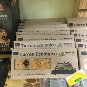 TURRON ECOLOGICO BLANDO...