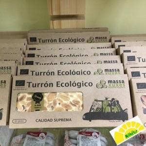 TURRON ECOLOGICO DURO...
