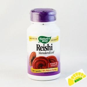 REISHI ESTANDARIZADO 100 CAPS