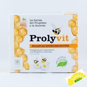 PROLYVIT  VIT C 16 UND