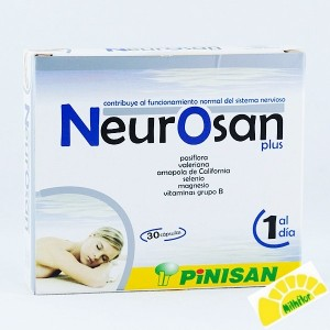NEUROSAN PLUS  30 CAPS...