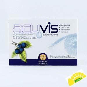ACUVIS 10 MONODOSIS  P. MEDICA