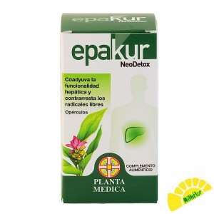 EPAKUR NEODETOX 50 COMP