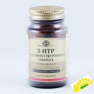 5 HTP 30 CAPS SOLGAR