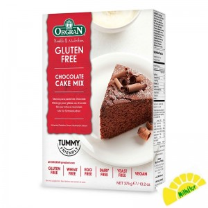 ORGRAN CHOCOLATE CAKE MIX...